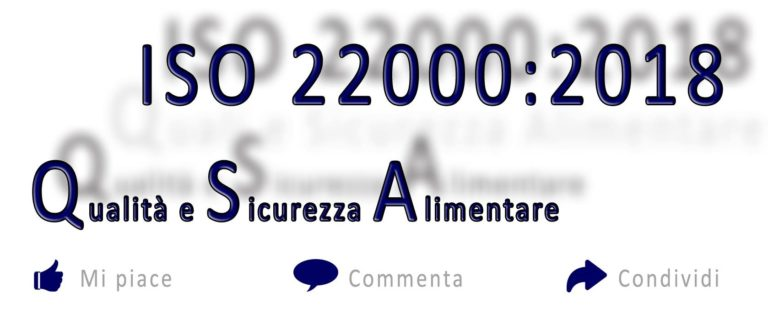 ISO 22000 - 2018