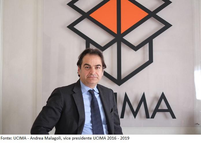 Andrea Malagoli - UCIMA