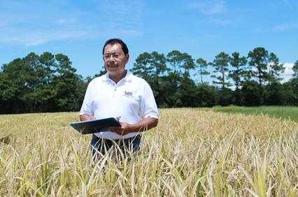 Herry Utomo, fonte: American Society of Agronomy