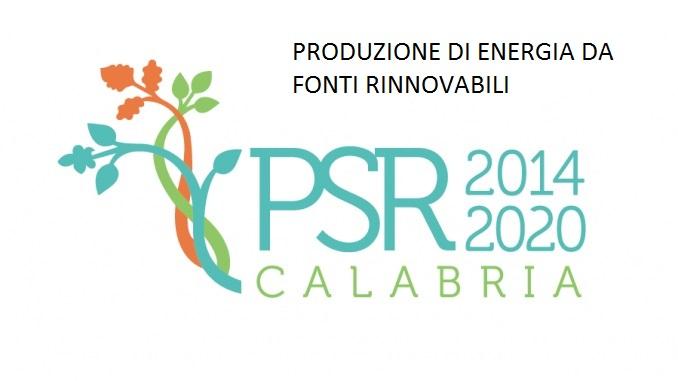 produzione di energia da fonti rinnovabili
